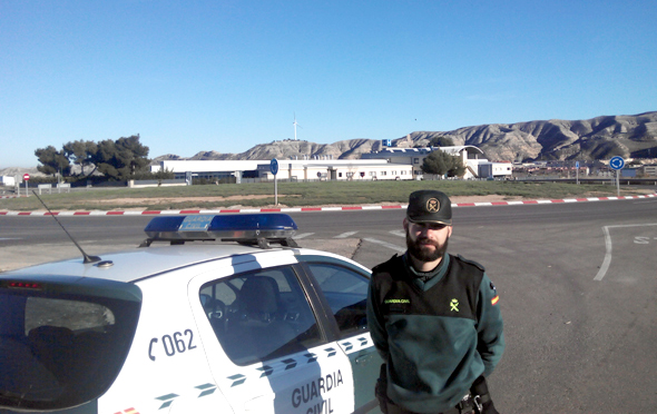 dani guardia civil solidario
