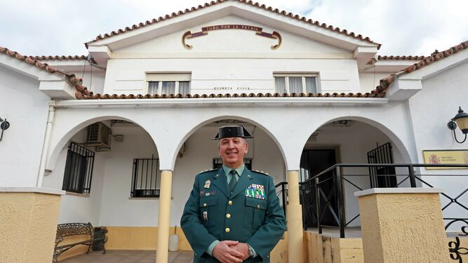 Jesus Nunez Guardia Civil Roque